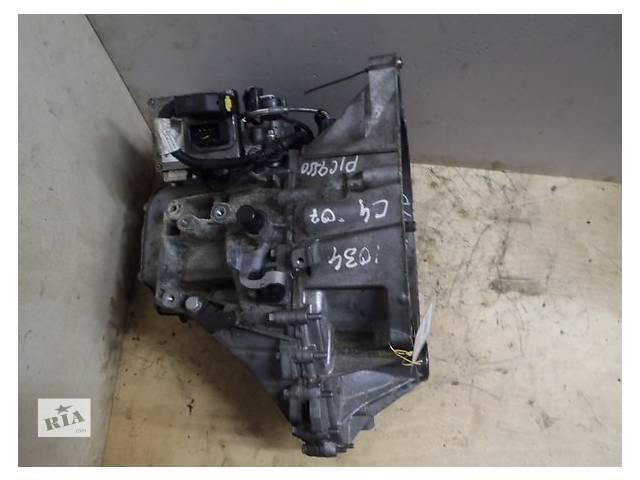 бу Б/у кпп для легкового авто Citroen C4 1.6 HDI в Ужгороде