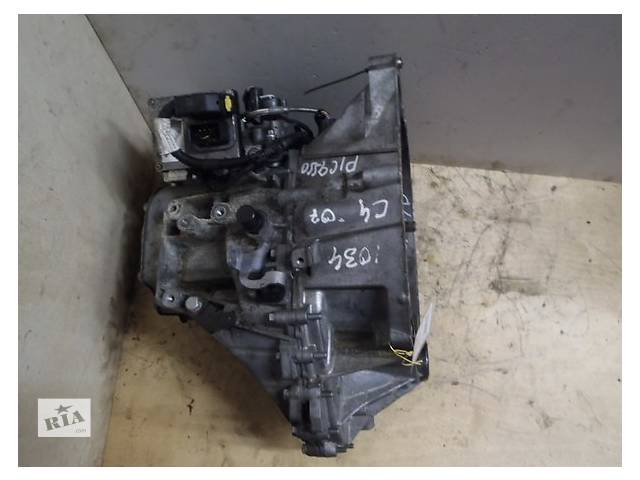 купить бу Б/у кпп для легкового авто Citroen C4 1.6 HDI в Ужгороде