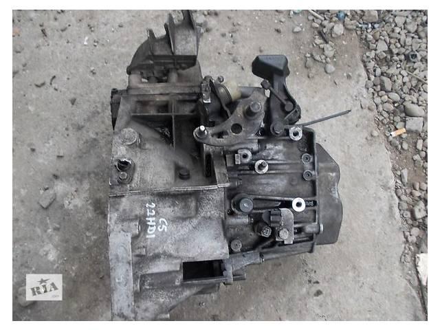 продам Б/у кпп для легкового авто Citroen C5 2.2 HDI бу в Ужгороде