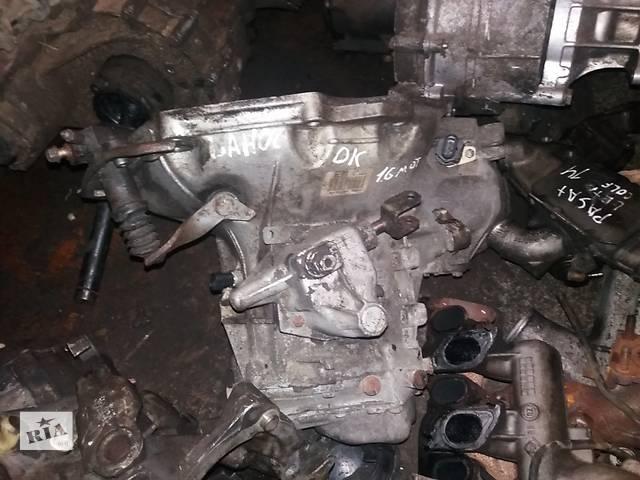 бу Б/у кпп для легкового авто Daewoo Lanos 1.6  в Ковеле