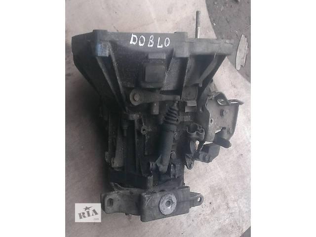 продам Б/у кпп для легкового авто Fiat Doblo 1.3 D бу в Ужгороде
