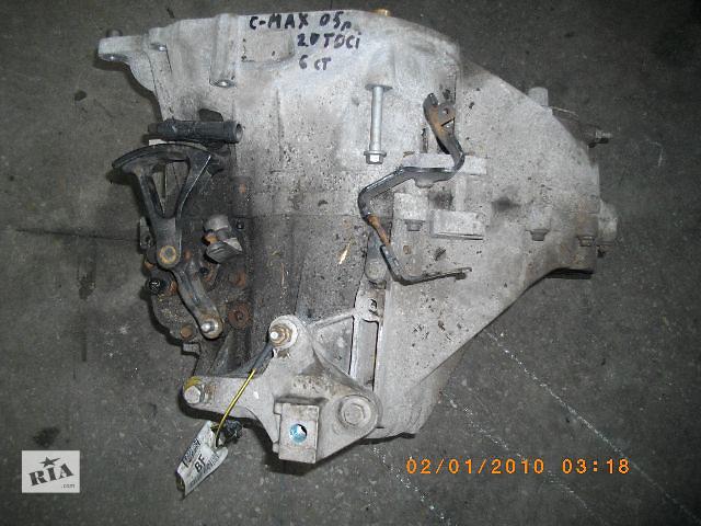 продам Б/у кпп для легкового авто Ford C-Max 2005 бу в Львове