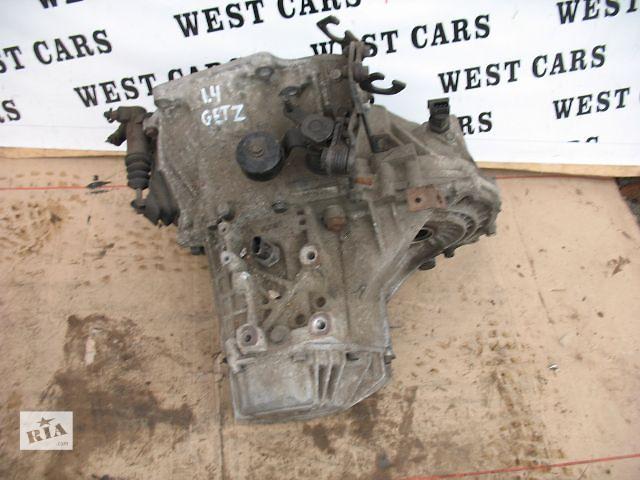 продам Б/у кпп для легкового авто Hyundai Getz Hatchback 5D 2007 бу в Луцке