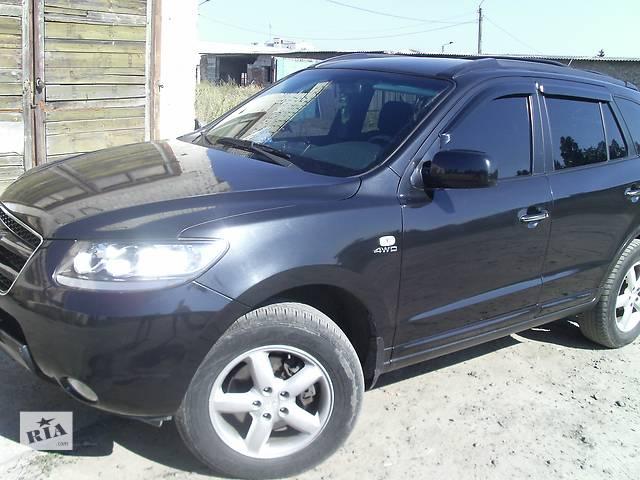 купить бу Б/у кпп для легкового авто Hyundai Santa FE 2,2 CRDI в Ковеле