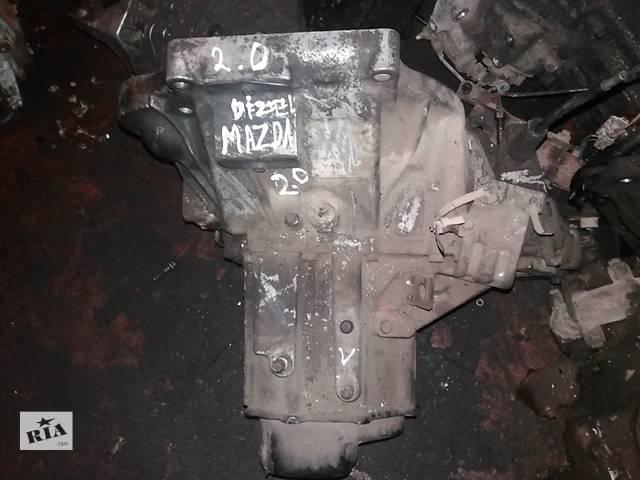 Б/у кпп для легкового авто Mazda 2.0 D- объявление о продаже  в Ковеле