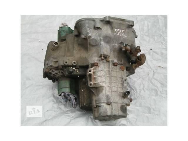 продам Б/у кпп для легкового авто Mitsubishi Colt 1.8 d бу в Ужгороде