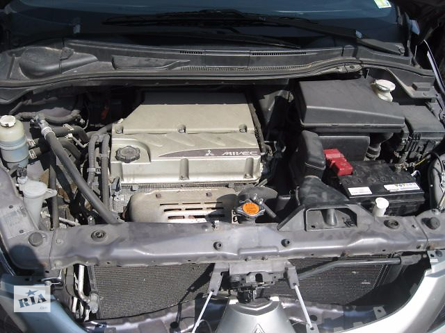 купить бу Б/у кпп для легкового авто Mitsubishi Grandis в Львове