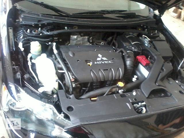 купить бу Б/у кпп для легкового авто Mitsubishi Lancer X в Днепре (Днепропетровске)