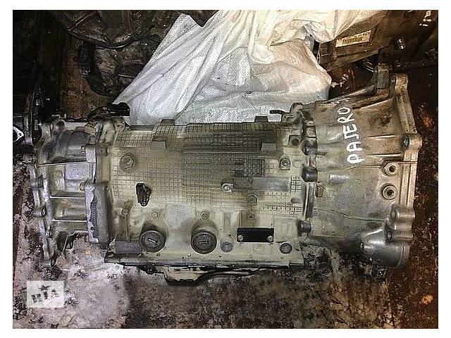 продам Б/у кпп для легкового авто Mitsubishi Pajero 3.8  бу в Ужгороде