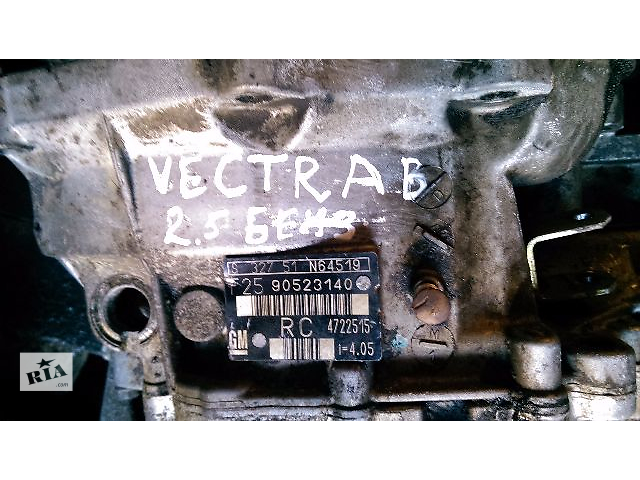 купить бу Б/у кпп для легкового авто Opel Vectra B 2.5 F25 в Житомире