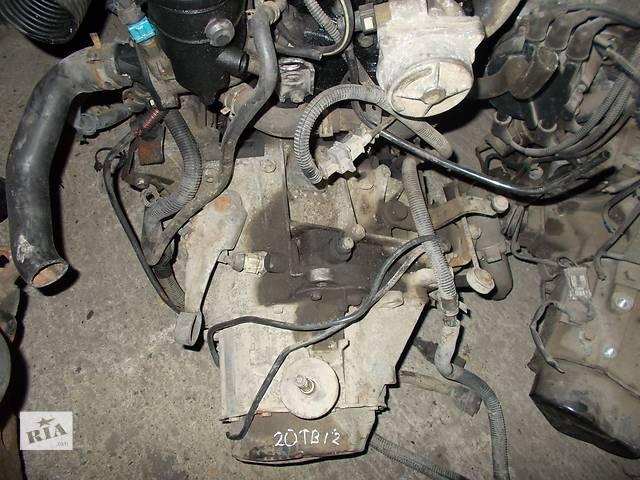 купить бу Б/у Коробка передач КПП Peugeot Partner 1.9 d № 20TB12 в Стрые