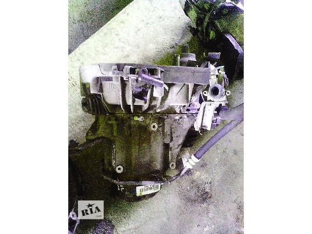 купить бу Б/у кпп для легкового авто Renault Kangoo 1.5DCI (1.9D) в Ковеле