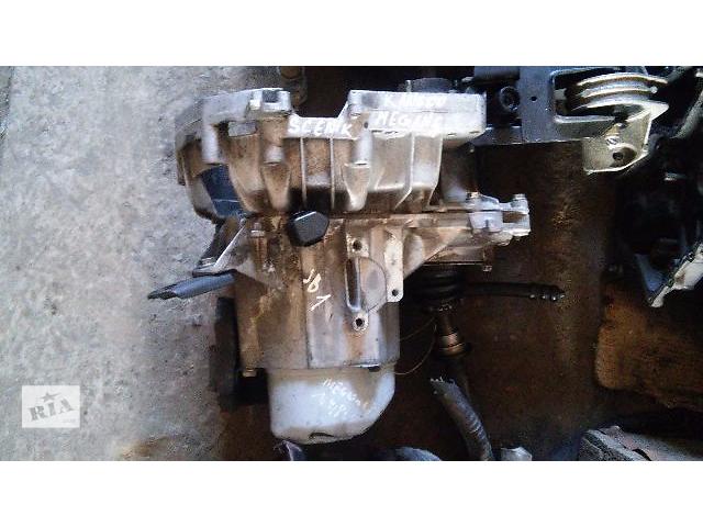 бу Б/у кпп для легкового авто Renault Kangoo Megane Scenik 1.4i 1.5dci-1.9d JB1-GB3 в Ковеле