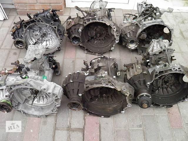 продам Б/у кпп для легкового авто Volkswagen Bora 1.4 1.6 DUU DUW DLP ERT DUS бу в Львове