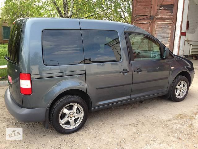 бу Б/у кпп для легкового авто Volkswagen Caddy в Умани
