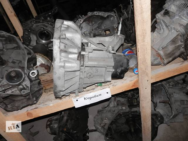 бу Б/у кпп для минивена Renault Kangoo в Радивилове
