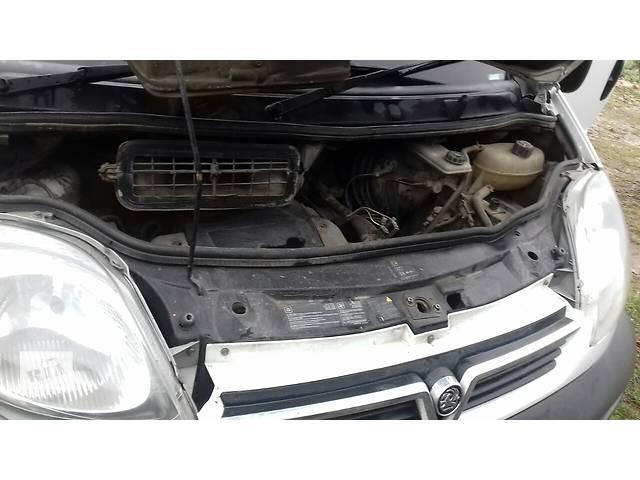 бу Б/у кпп для минивена Renault Trafic, Opel Vivaro, Nissan Primastar в Ивано-Франковске