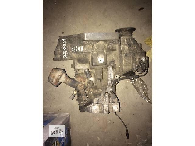 бу Б/у кпп для минивена Volkswagen Caddy 1.9 2.0 1KO 721437 D в Умани