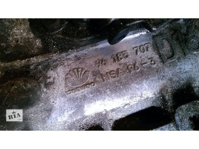 продам Б/у кпп для седана Chevrolet Aveo D16 бу в Житомире
