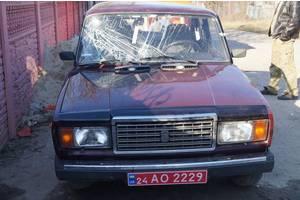 б/у КПП ВАЗ 2107
