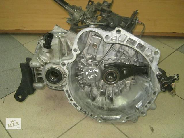 купить бу Б/у кпп Hyundai Getz в Киеве