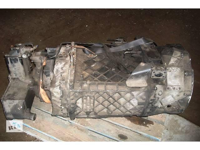 бу Б/у кпп Коробка передач механіка КПП ZF 16S181IT для грузовика Рено Renault в Рожище