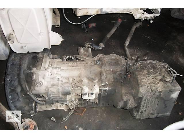 купить бу Б/у КПП Коробка полуавтомат Mercedes Actros Мерседес-Бенц Актрос G240 в Рожище