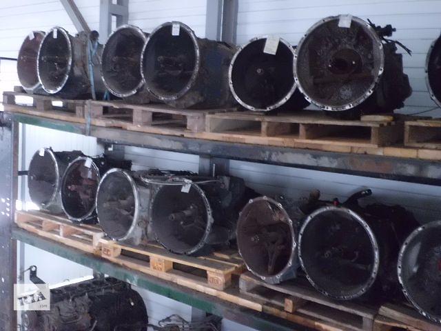 продам Б/у КПП механическая 9S109 для IVECO Stralis бу в Черновцах