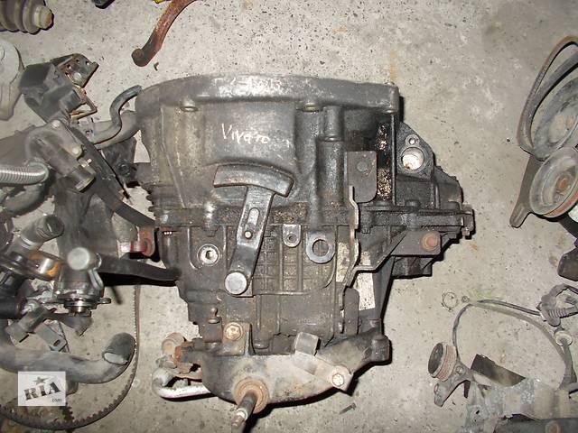 купить бу Б/у Коробка передач КПП Opel Vivaro 1.9 dci № PK5013 5-ти ступка в Стрые