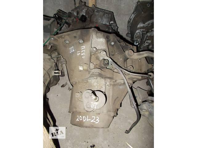 купить бу Б/у Коробка передач КПП Peugeot Partner 1.9 d № 20DL23 в Стрые