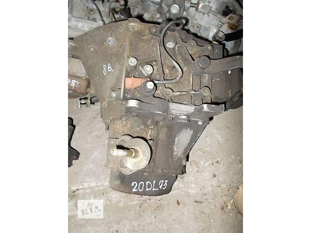 продам Б/у Коробка передач КПП Peugeot Partner 1.9 d № 20DL73 бу в Стрые