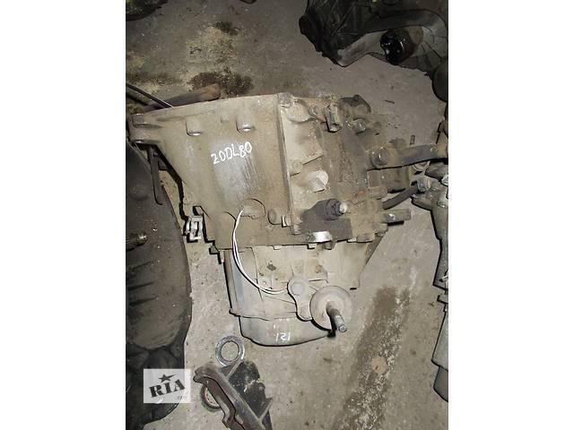 купить бу Б/у КПП Peugeot Partner 1.9 d № 20DL80 в Стрые