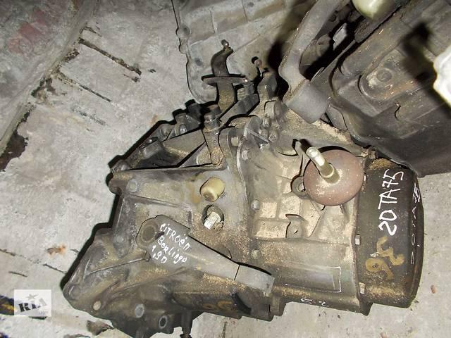 продам Б/у Коробка передач КПП Peugeot Partner 1.9 d № 20TA75 бу в Стрые