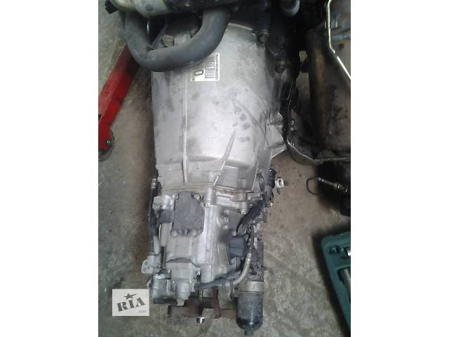 бу Б/у КПП подушка Volkswagen Crafter Фольксваген Крафтер 2.5 TDI в Рожище