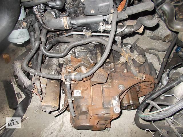 купить бу Б/у Коробка передач КПП Seat Alhambra 1.9 2.0 TDI № JBN 6-ти ступка в Стрые