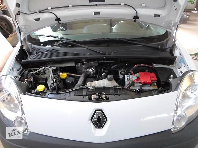 купить бу Б/у Крепление решетки радиатора, Подрешоточник Рено Канго Renault Kangoo 1,5 dci '08-14 в Луцке