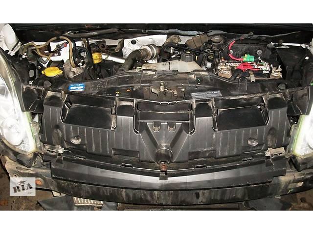 бу Б/у Крепление решетки радиатора, Подрешоточник Рено Канго Renault Kangoo 2 в Луцке