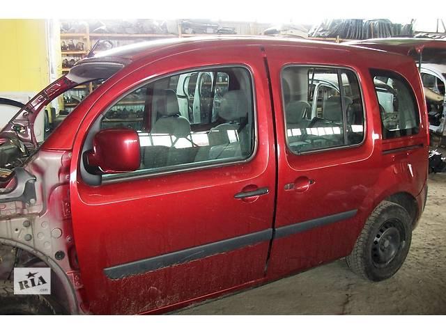 купить бу Б/у Кріплення крила Бампера Решітки для Renault Kangoo Рено Канго Кенго 1,5 DCI 2008-2012 в Луцке