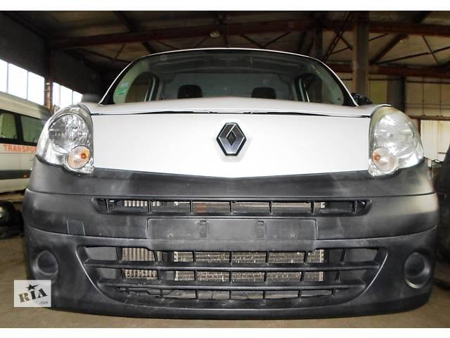 бу Б/у Кронштейн бампера переднего, заднего Renault Kangoo Кенго 1,5 DCI К9К B802, N764 2008-2012 в Луцке