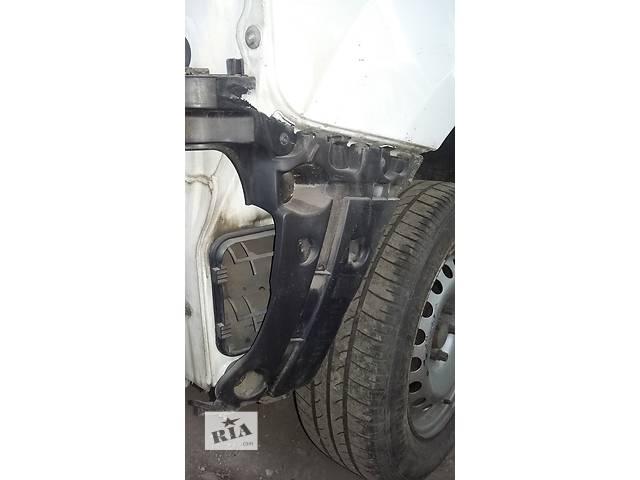 купить бу Б/у Кронштейн (крепление) бампера, крыла (левого ) Легковой Renault Kangoo 1,5 DCI Пасс.2009 в Рожище