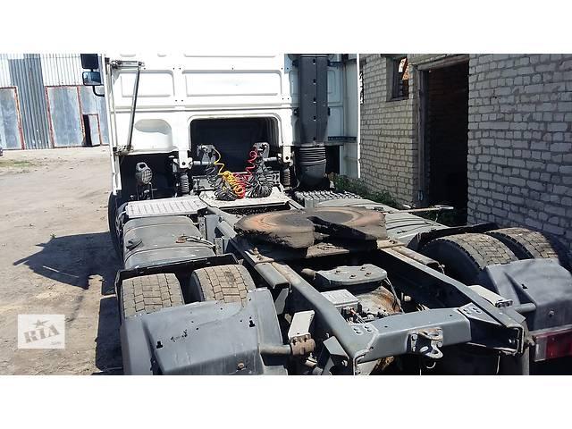 купить бу б/у Кронштейн крепление Рессоры Рессора Грузовики Daf XF 95 Даф 380 Евро3 в Рожище