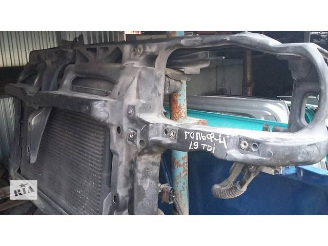 Б/у кронштейн крепления радиатора для легкового авто Volkswagen Golf IV- объявление о продаже  в Тернополе