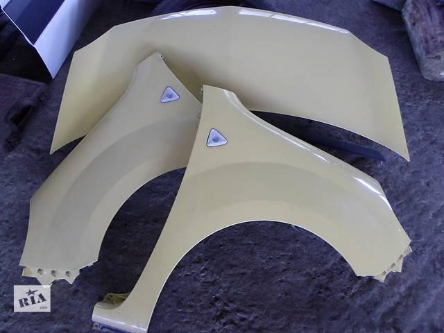продам Б/у Крила крыло переднее для Renault Kangoo Рено Канго Кенго 1,5 DCI К9К B802, N764 2008-2012 бу в Луцке