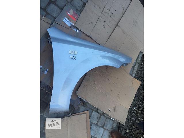продам Б/у крило переднє для  Chevrolet laceti hatchback бу в Жовкве