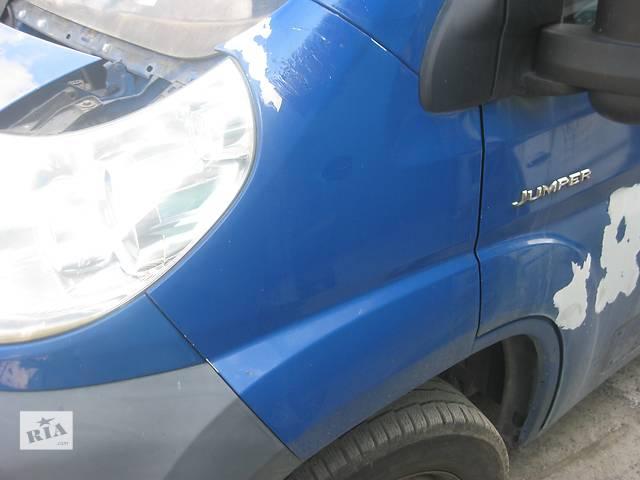 купить бу Б/у крыло переднее Citroen Jumper 2006- в Ровно