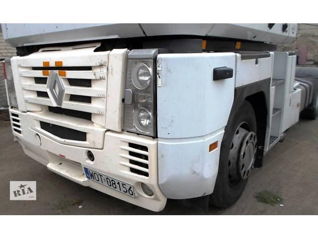 бу Б/у крыло переднее для грузовика Renault Magnum DXI Рено Магнум 440 2005г Evro3 в Рожище
