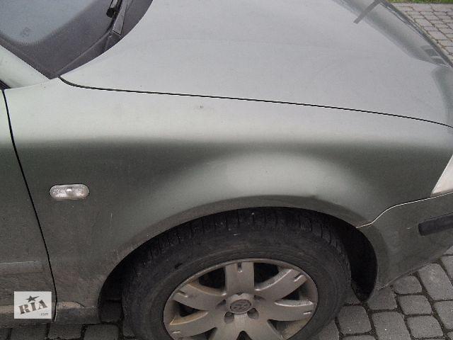 бу Б/у крыло переднее для хэтчбека Volkswagen B5 в Львове