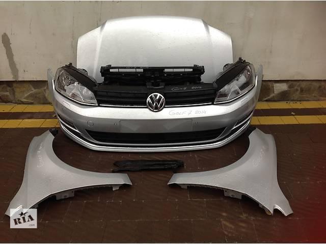 бу Б/у крыло переднее для хэтчбека Volkswagen Golf VII в Львове