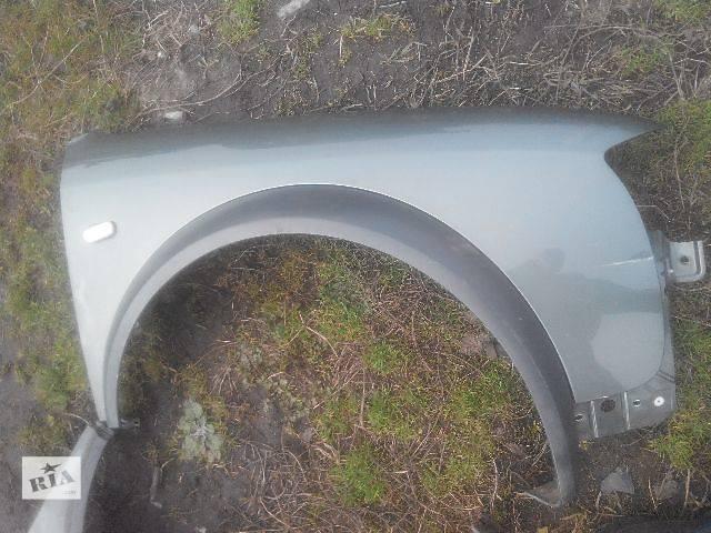продам Б/у крыло переднее для легкового авто Audi A6 Allroad 2003 бу в Львове