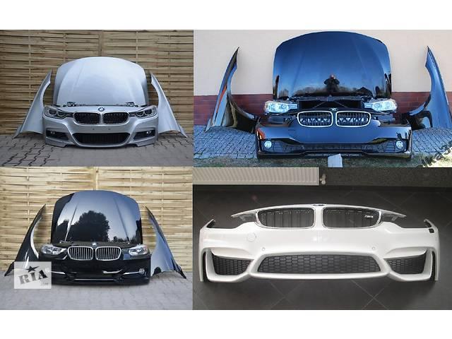 бу Б/у крыло переднее для легкового авто BMW 3 Series f30 f31 в Львове